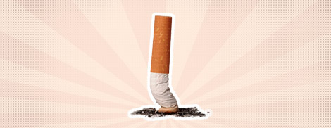 Cigarette-Waste