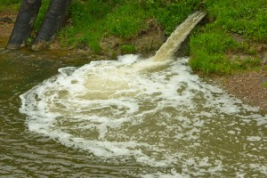 Over fertilizing harms our waterways