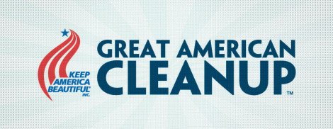 The Great American Cleanup 2013