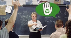 take-green-classroom-pledge