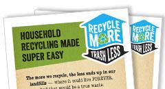 Recycle More, Trash Less Thumbnail