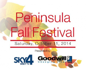 Goodwill Fall Festival