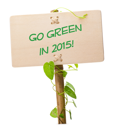 go green 2015