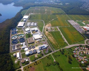 HRSD's Atlantic Treatment Plant in Virginia Beach.