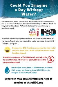 H2O Give Local 757