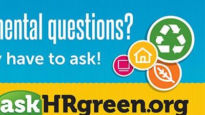 Environmental Education Mini Grants - AskHRGreen