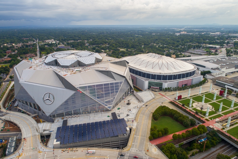 Americas Leading Leed Certified Stadiums And Arenas Askhrgreen