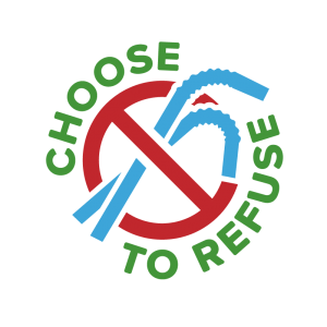 Choose to Refuse logo