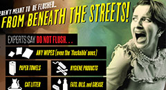 From Beneath The Streets Digital Advertisement Thumbnail