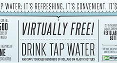 Water Benefits Digital Advertisement Thumbnail