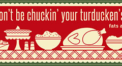 Christmas Turducken Digital Advertisement Thumbnail