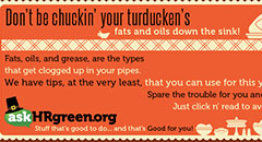Thanksgiving Turducken Digital Advertisement Thumbnail