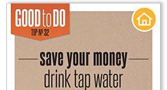 Drink Tap Water Poster Thumbnail