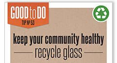 Recycle Glass Poster Thumbnail